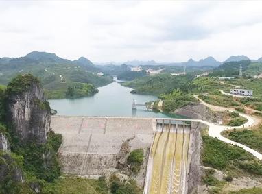 玉屏县白岩河水利工程