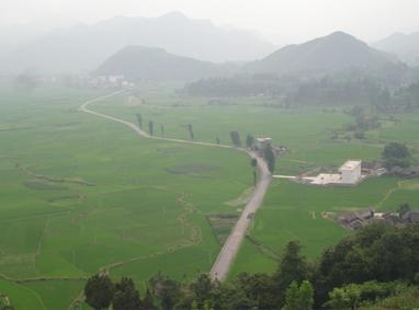 铜东大型灌区