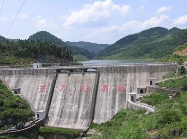 松桃县东方红水库除险加固工程